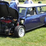 Mini Clubman w/ Honda powerplant