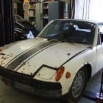 Blogroll: Real Deal 1970 Porsche 914-6 up for Sale in MA.