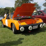 Car Show Rewind - Spindles, Chrome & Fins, Porsche Day & Cars & Copters!
