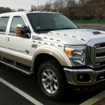 Blog Roll: 2014 Ram 3500 vs. 2014 Ford F350 Frame Twisting Test!